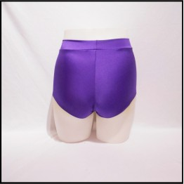 Hot Pants - Plain Lycra