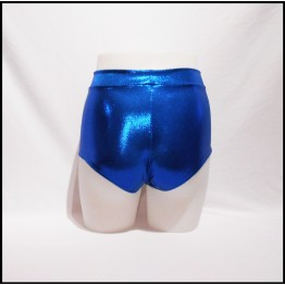 Hot Pants - Metallic and Holographic lycra