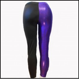 Leggings - Half and Half colour