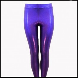 Leggings - Metallic and Holographic lycra